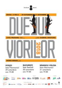 """Duel""""s Violin tour"""