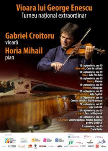"Enescu""s Violin tour"